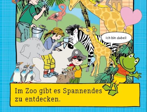 Wimmelbilder für die Stadt Ludwigsburg, Kinder- und Familienbildung, Programm KiFa