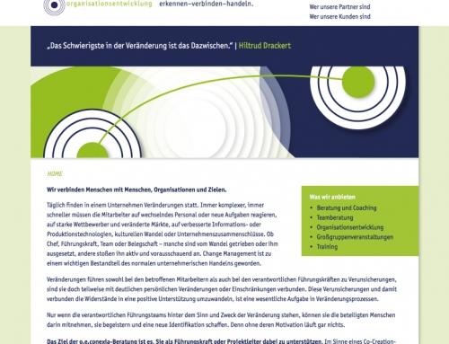 Responsive Webdesign – Internet-Erscheinungsbild, optimiert für alle mobilen Endgeräte gestaltet